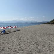 Nachsaison-Strand
