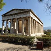Hephaistostempel in Athen
