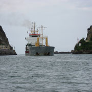 Hafeneinfahrt Pasai Donibane