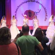 Brautkleidermodenschau