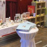 Stand Hochzeitsmesse in Roth