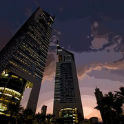 23_Dubai City - Emirate Towers