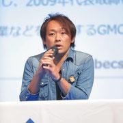 GMOペパボ 代表取締役社長 佐藤氏