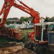 Bau LKW-Werkstatt 10/98
