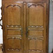 armoire ancienne en chene