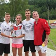 Sieger Volleyballtunier