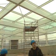 Glas und Fassaden Bauendreinigung