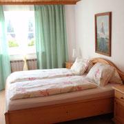 2. Doppelbettzimmer/Ferienwohnung