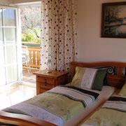 1. Doppelbettzimmer/Ferienwohnung