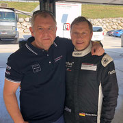 Richi Müller Porsche GT4 Sprint Challenge