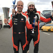 Robert Lukas, Zeljko Drmic FIA ZONE Red Bull Ring - Arai Helm