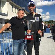 Alexander Hrachowina - GT open Sieger AM