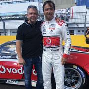 Sergio Ramos - GT open Hungaroring