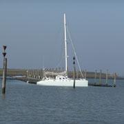 Norddeich , Yachtclub Norden