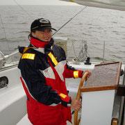 Im Dove-Tief bei Norderney