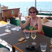 Auf der Chronos in der Karibik ( März 2013)