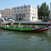 Aveiro, das portugiesische Venedig