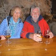 Portweinverkostung bei Offley