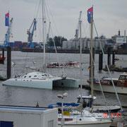 Der City-Sportboothafen