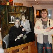 Andrej Frankowski der Kunstmaler