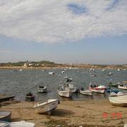 Die Bucht von Alvor