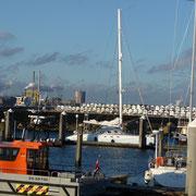 Letzter Hafen Ijmuiden