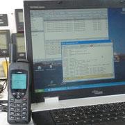 Empfang von Wetterdaten mit Iridium-Telefon und Onsatmail