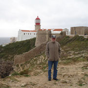 Am Cabo de Sao Vincente