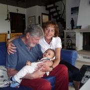 Unser Enkel Jodin-Alexander  * 6.12.2012