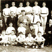 """1904 Association de """"préparation militaire et de gymnastique"""""""