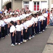 1904 - 2004 l'Avenir Gym BUXY fête ses 100 ans !