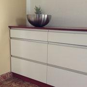 Individueller Möbelbau - Küchenzeile