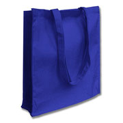 Blau 38x43cm langer Henkel
