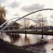 Passerelle Butterfly, Bedford, UK