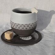 Tasse / Collection Japon / Céramiques ©LIT Au Grès d'Émaux