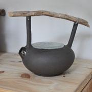 Théière / Collection Japon / Céramiques ©LIT Au Grès d'Émaux