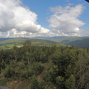 Ausblick vom Lehenkopfturm