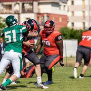 Wolverines - Rams 1000.583 © 2021 Alessandro Tintori