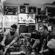 817.141 © 2018 Alessandro Tintori - Supwerbowl LII Rams Milano Mind the gap pub