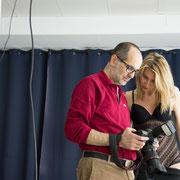 20180331 - Melissa Albertini backstage-9 © 2018 Claudio Gioffrè