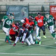 893.029 © 2019 Alessandro Tintori - Rams Milano vs Wolverines Piacenza
