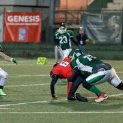 893.388 © 2019 Alessandro Tintori - Rams Milano vs Wolverines Piacenza