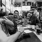 817.212 © 2018 Alessandro Tintori - Supwerbowl LII Rams Milano Mind the gap pub