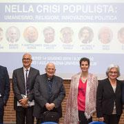 908.494 © Alessandro Tintori - IULM Nella crisi populista: umanesimo, religione, innovazione politica