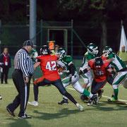 893.732 © 2019 Alessandro Tintori - Rams Milano vs Wolverines Piacenza