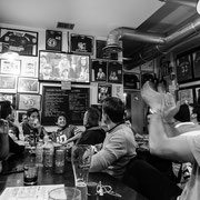 817.187 © 2018 Alessandro Tintori - Supwerbowl LII Rams Milano Mind the gap pub