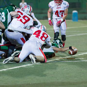 907 Rams Milano vs Leoni Basiliano