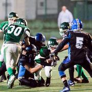 839.292 Rams Milano - Pirates Savona © 2018 Alessandro Tintori
