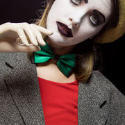 722.149 © 2016 Alessandro Tintori - Denise Brambillasca - Make up Selene Greco
