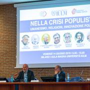 908.032 © Alessandro Tintori - IULM Nella crisi populista: umanesimo, religione, innovazione politica